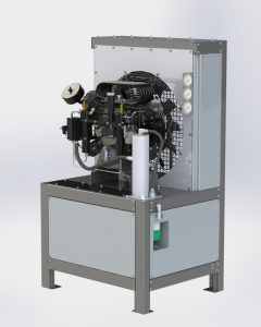 GRIZZLY COMPRESSOR SYSTEM GVO-14 / 19